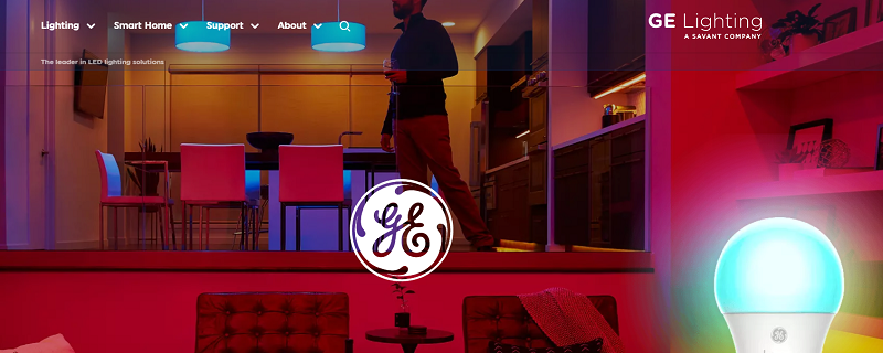 General Electric Lighting B2B